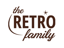 black friday the retro family